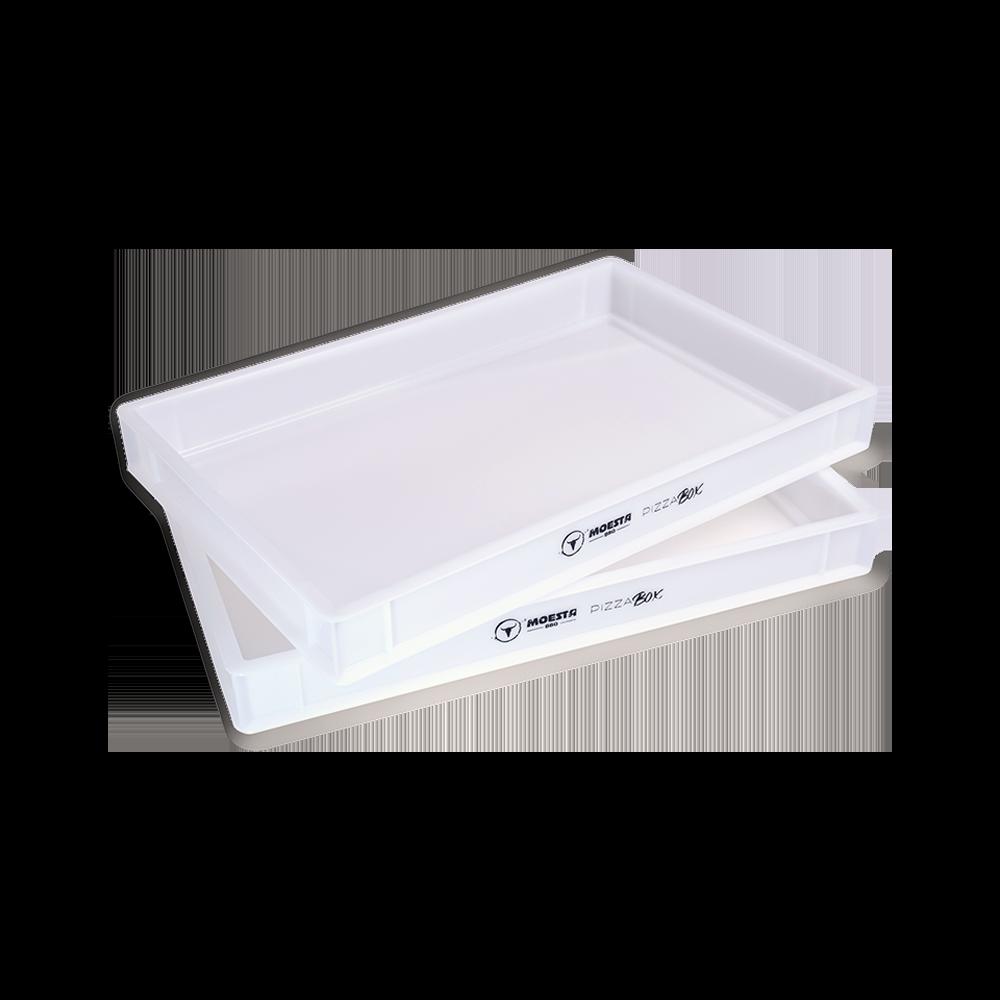 PizzaBox - Gärbox, 60 x 40 x 7 cm